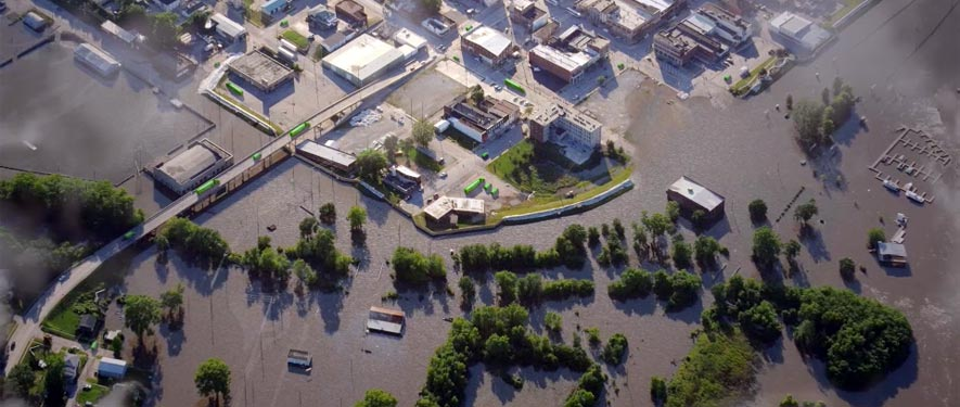 Plymouth, IN commercial storm cleanup